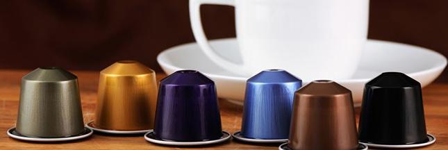 La dosette de café: l'environnement boit la tasse.