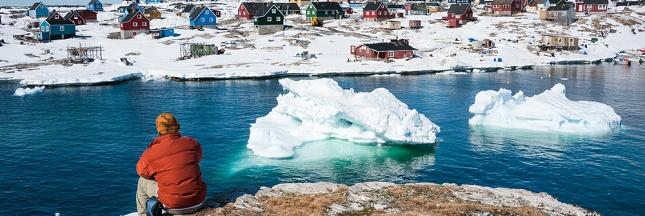 Tourisme et Groenland: destination chaude