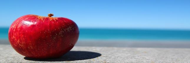 La pomme, bonne pour vous