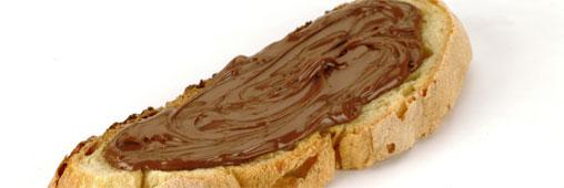 La composition du Nutella par Nutella: sans phtalates
