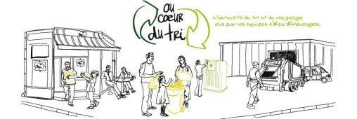 Au coeur du tri, le blog d'Eco-Emballages