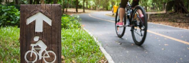 Tourisme vert: empruntez les voies vertes!
