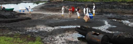 Nigeria. Un pays pollué, Shell montré du doigt