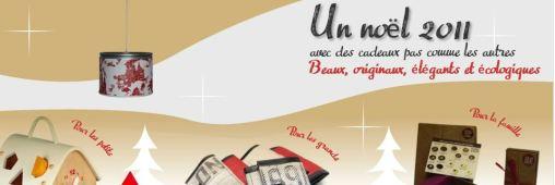 Le catalogue de Noël 2011 est arrivé!