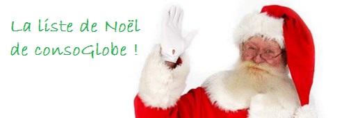 Noël chez consoGlobe: la liste de cadeaux d'Isabelle, Bérenger et Guillaume