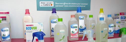 Ecover enseigne l'écologie au quotidien