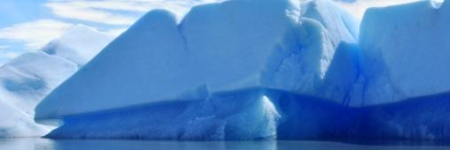 Le Groenland fond et se morcelle