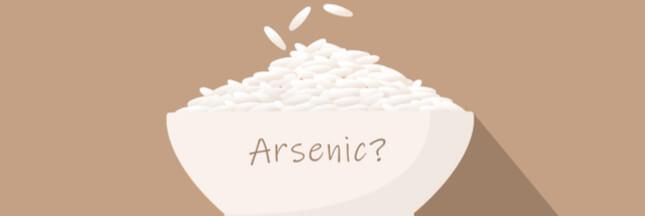 L'arsenic dans le riz, un nouveau danger?
