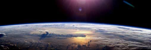 Les plus belles photos d'un touriste de l'espace