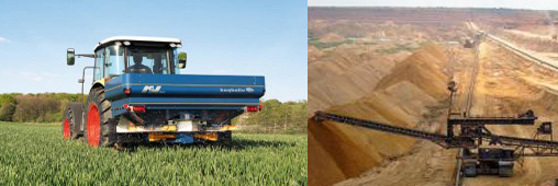 La fin du phosphore menace l'agriculture mondiale