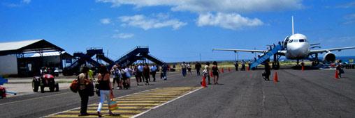 Le premier aéroport écologique du monde