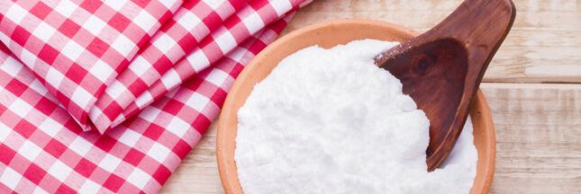 Le bicarbonate de soude peut-il servir pour cuisiner?