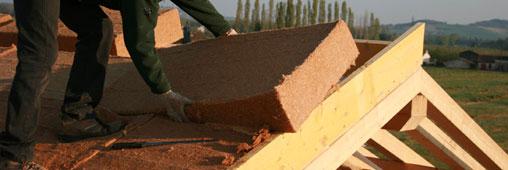 Eco-construction: le nouveau label «bâtiment biosourcé»