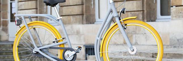 Le vélo hybride de Starck va-t-il envahir Bordeaux?