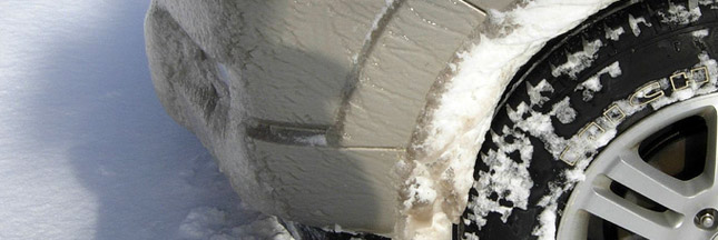 Fiche pratique: conduite en hiver, quels équipements pour mes pneus?