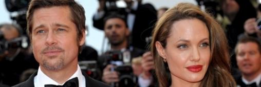 Brad Pitt et Angelina Jolie: du rosé bio en Provence