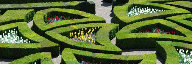 Bio au château de Villandry: le chef-jardinier témoigne