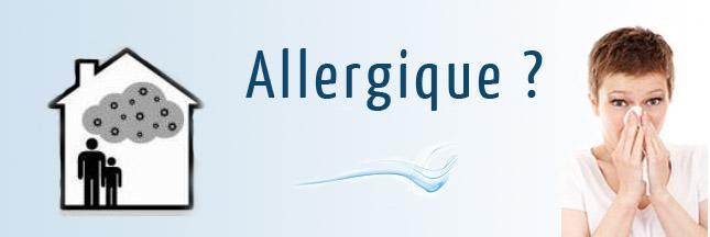 Combattre les allergies à la maison