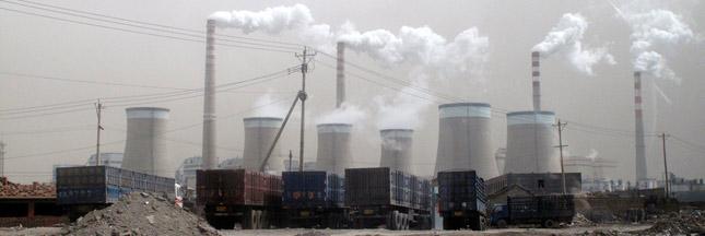 Pollution: l'Européen et le Chinois dos à dos