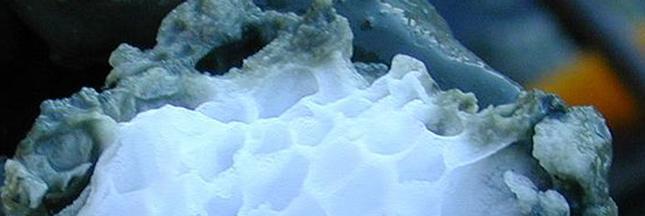 Au Japon, on extrait du gaz de «glace qui brûle»