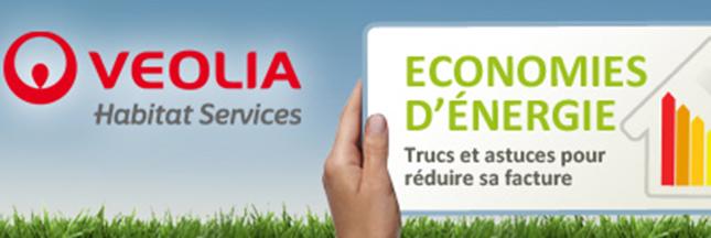 Chauffage: faites des économies d'énergie avec Veolia Habitat Services