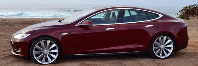 Voitures électriques: Tesla plus fort que Renault et PSA