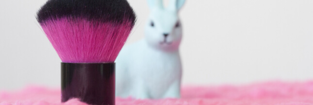 Le label Leaping Bunny garantit des cosmétiques sans tests sur les animaux