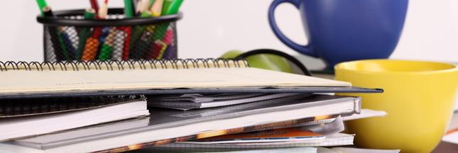 Guide d'achat papeterie et fournitures scolaires: achetez sain!