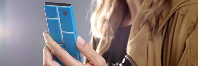 Le Phonebloks / Ara, enfin un véritable téléphone portable écologique?