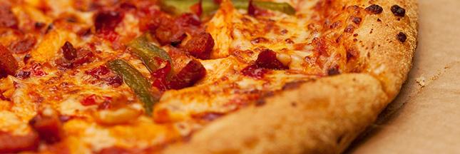 Faut-il arrêter de manger des pizzas?