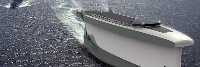 Le navire cargo le plus écolo du monde fonctionnera à la voile