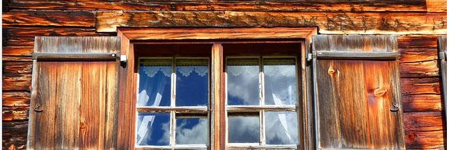 Les maisons en bois font de la résistance