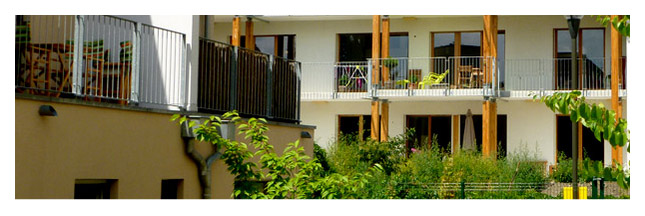 Habitat participatif: l'Eco-Logis Neudorf à Strasbourg