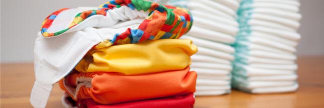 Guide pour le nettoyage des couches lavables : la 1ère fois