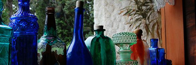 recyclage du verre plastique rincer les emballages