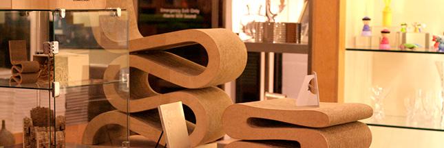 Le marché des meubles en carton est… très solide