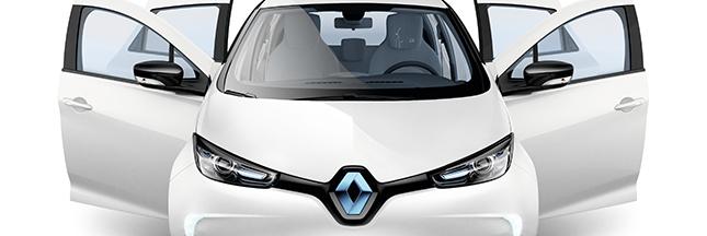 Essayez la Renault Zoé près de chez vous!