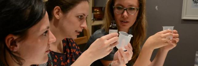 Reportage: les ateliers de cosmétiques faits maison