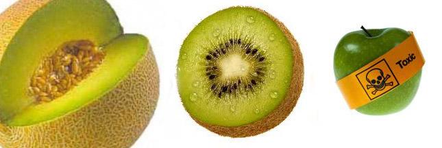 Fruits et légumes bio: plus riches en antioxydants!