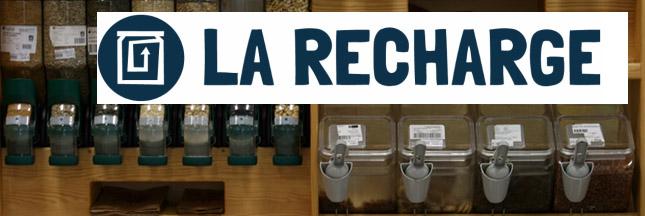 Interview du fondateur de La Recharge, épicerie sans emballage