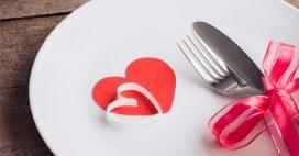 repas romantique