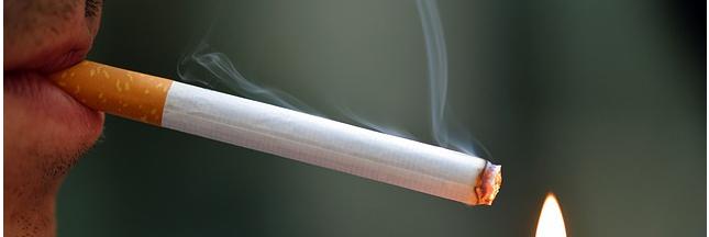 La cigarette responsable d'un décès sur dix dans le monde
