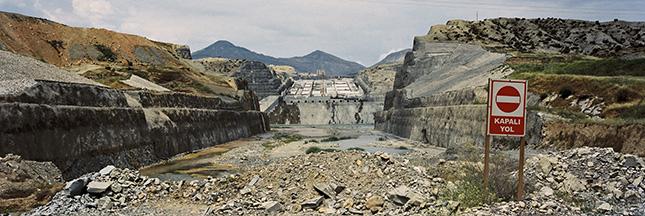 Barrages et mainmise sur le Kurdistan – Reportage photo, M. Depardon