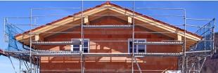 La maison, chantier des nouvelles pratiques d'éco-construction