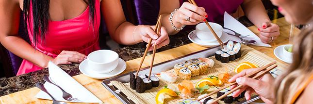 14 faits sur les sushis que vous ignoriez probablement