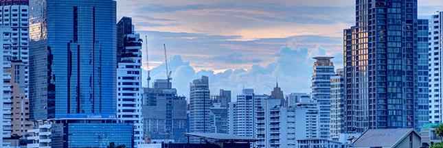Bangkok pourrait disparaître d'ici 15 ans