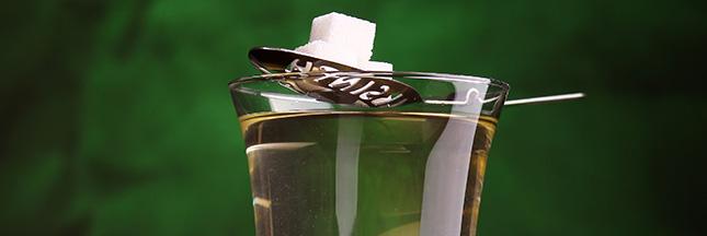 Absinthe: à la rencontre de la fée verte…