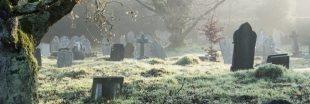 Les corps ne se décomposent plus dans les cimetières