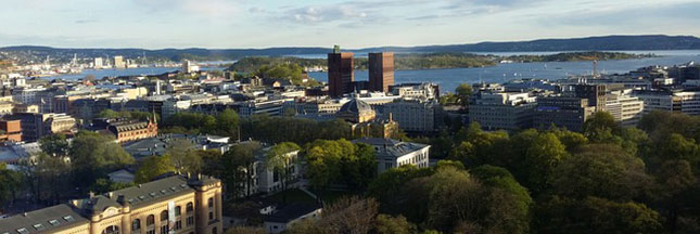 D'ici 2019, il n'y aura plus de voitures dans le centre-ville d'Oslo