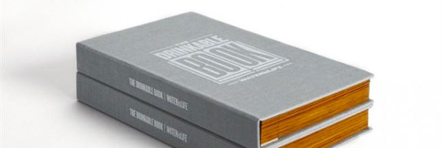 Le 'Drinkable Book', le livre qui rend l'eau potable pour sauver des vies
